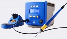 indukciós forrasztás - Hakko FX-100